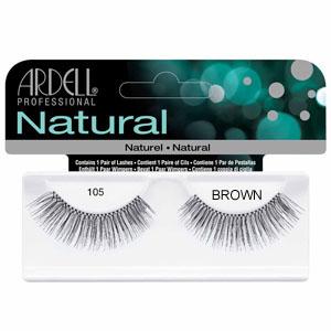 Ardell Fashion Eyelashes - 105 Brown