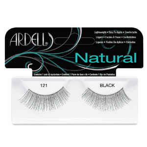 Ardell Fashion Eyelashes - 121 Black