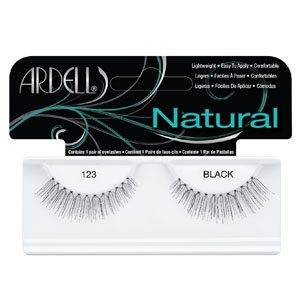 Ardell Fashion Eyelashes - 123 Black