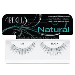 Ardell Fashion Eyelashes - 125 Black