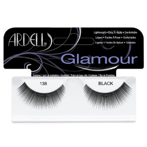 Ardell Lashes - 138 Black