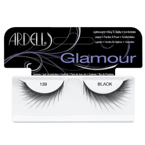 Ardell Fashion Eyelashes - 139 Black