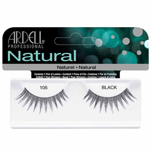 Ardell Fashion Eyelashes - 106 Black