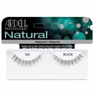Ardell Fashion Eyelashes - 108 Black