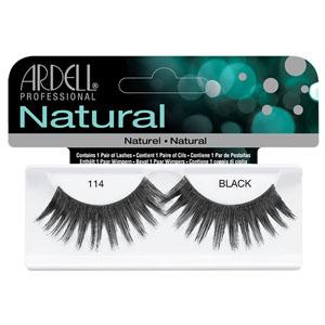 Ardell Fashion Eyelashes - 114 Black