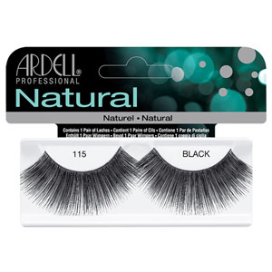 Ardell Fashion Eyelashes - 115 Black