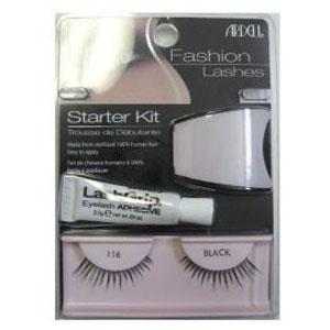 Ardell Fashion Eyelashes 116 Fashion Starter Kit