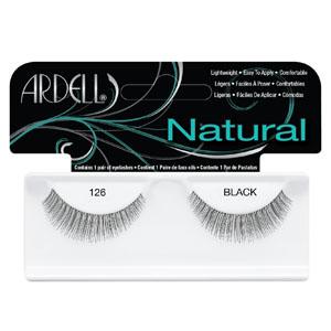 Ardell Fashion Eyelashes - 126 Black