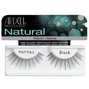 Ardell InvisiBands Lashes - Hotties Black