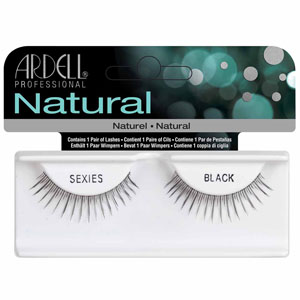 Ardell InvisiBands Lashes - Sexies Black