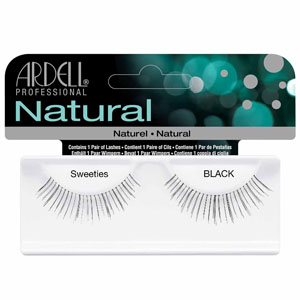 Ardell InvisiBands Lashes - Sweeties Black