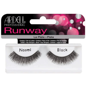 Ardell Runway Lashes - Naomi Black