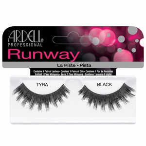 Ardell Runway Lashes - Tyra Black