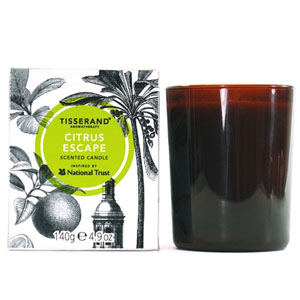 Tisserand Citrus Escape Candle 140g