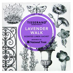 Tisserand Lavender Walk Scented Sachet 8g