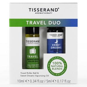 Tisserand Travel Duo