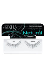 Ardell Fashion Eyelashes - 125 Black