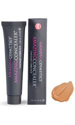 Amazing Cosmetics Amazing Concealer 15ml - Tan Golden