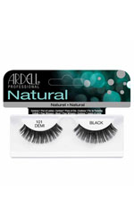 Ardell Fashion Eyelashes - 101 Black Demi