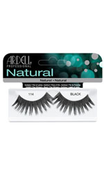 Ardell Fashion Eyelashes - 114 Black