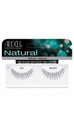 Ardell Fashion Eyelashes - 124 Black
