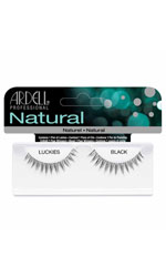 Ardell InvisiBands Lashes - Luckies Black