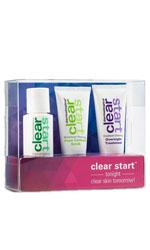 Clear Start Trio Set