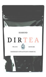 Dirtea Diamond Organic Exfoliating Face And Body Scrub 200g