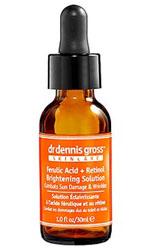 Dr Dennis Gross Ferulic Acid And Retinol Brightening Solution 30ml