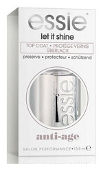 Essie Let It Shine Top Coat 13.5ml