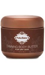 Fake Bake Tanning Body Butter For Dry Skin 113ml