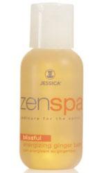 Jessica Zenspa Blissful Energizing Ginger Bath 59ml