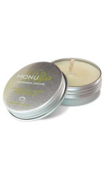 Monu Spa Massage Candle 30g - Reviving