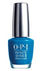 Opi Infinite Shine Wild Blue Yonder