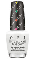 Opi Put A Coat On Bast Coat