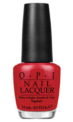 Opi Red Hot Rio
