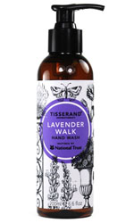 Tisserand Lavender Walk Hand Wash 200ml