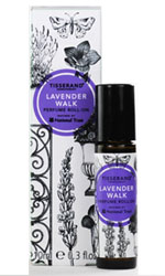 Tisserand Lavender Walk Perfume Roll On 10ml