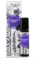 Tisserand Lavender Walk Perfume Roll On 10ml