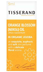Tisserand Orange Blossom (Neroli) in Organic Jojoba 9ml