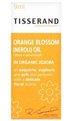 Tisserand Orange Blossom (Neroli) in Organic Jojoba 9ml