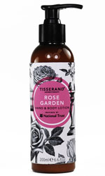 Tisserand Rose Garden Hand And Body Lotion 195ml