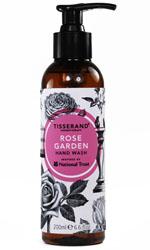Tisserand Rose Garden Hand Wash 200ml