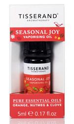 Tisserand Seasonal Joy Vaporising Oil Blend 5ml