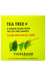 Tisserand Tea Tree + Clear Skin Facial Soap 100g