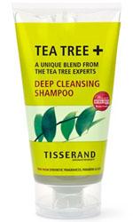 Tisserand Tea Tree + Deep Cleansing Shampoo