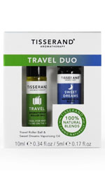 Tisserand Travel Duo