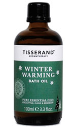 Tisserand Winter Warming Bath Oil 100ml