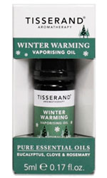 Tisserand Winter Warming Vaporising Oil 5ml