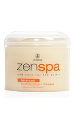 Jessica Zenspa Balanced Cooling Ginger Foot Masque 113g